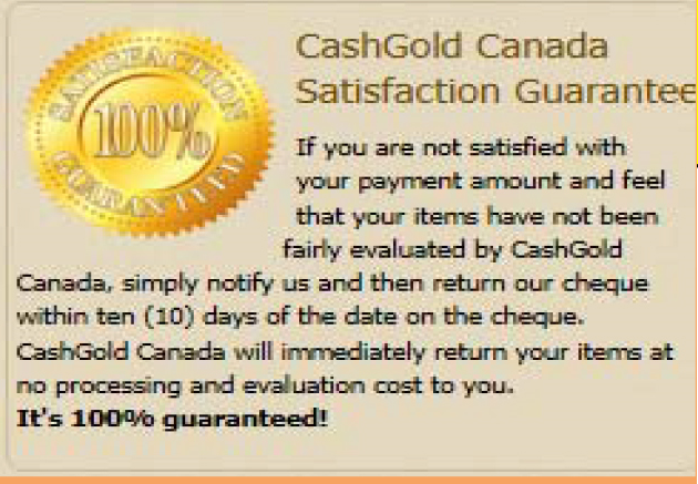 Gold Mail: Cash For Gold Mail-In Services